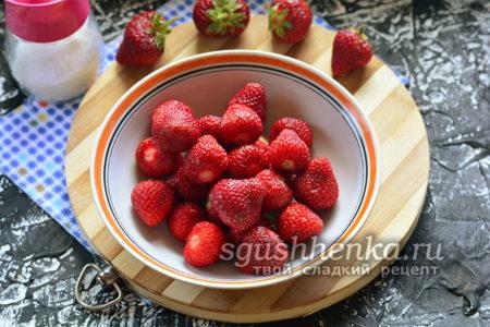 перебранные ягоды