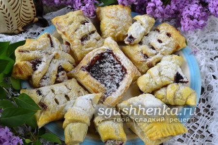 5 видов слоеных булочек
