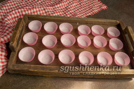 формочки для конфет
