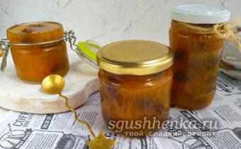 вкусное варенье из сосновых шишек