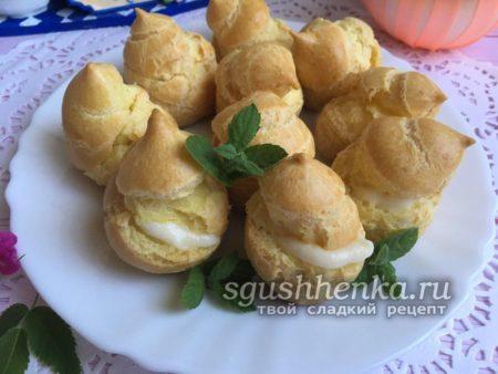 пирожные «Шу»