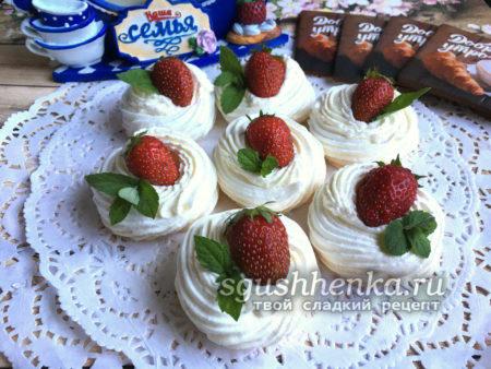 пирожные Анна Павлова