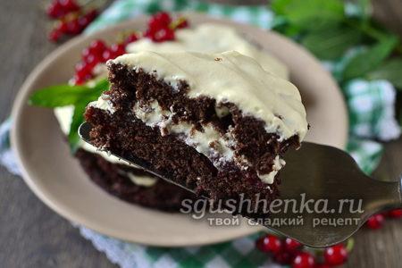 вкусный торт в микроволновке за 5 минут