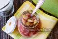 варенье из кабачков с клубникой в легком сиропе