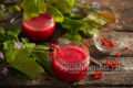конфитюр из красной смородины без варки