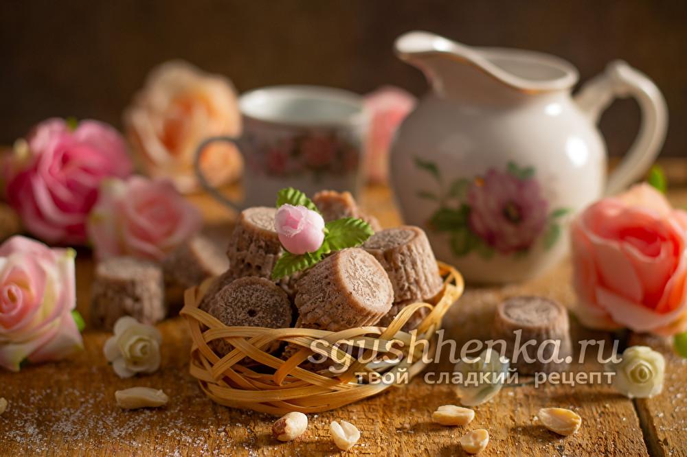 молочный сахар по бабушкиному рецепту