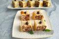 сладкие роллы из лаваша с творогом