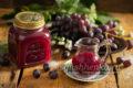 виноградный сок в домашних условиях через соковыжималку