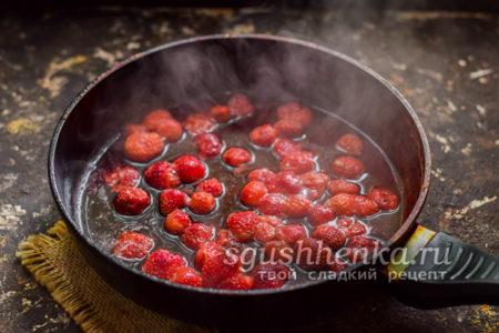 варить на сковороде