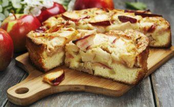 Шарлотка с яблоками в духовке - рецепты быстро и вкусно, пошаговые рецепты с фото