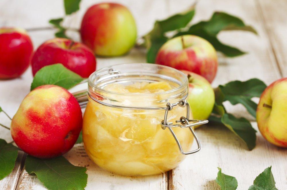 Что приготовить из яблок на зиму, кроме варенья и компота, без сахара