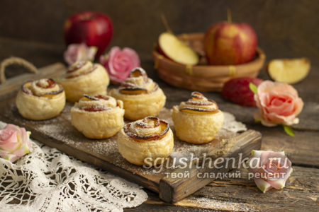 десерт Английская роза