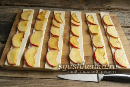 распределить яблоки