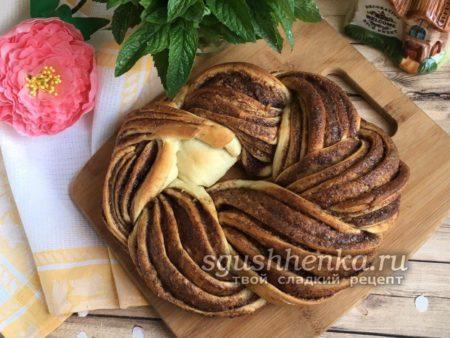 «Эстонская» булочка