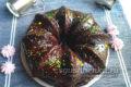 пышный шоколадный кекс на минералке в мультиварке
