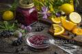 варенье из черноплодки с лимоном и апельсином