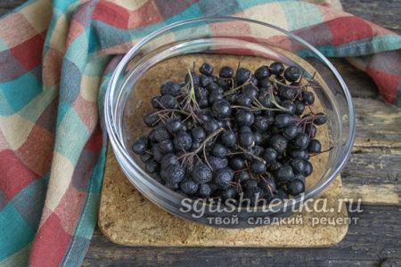 обобрать ягоды с грозди