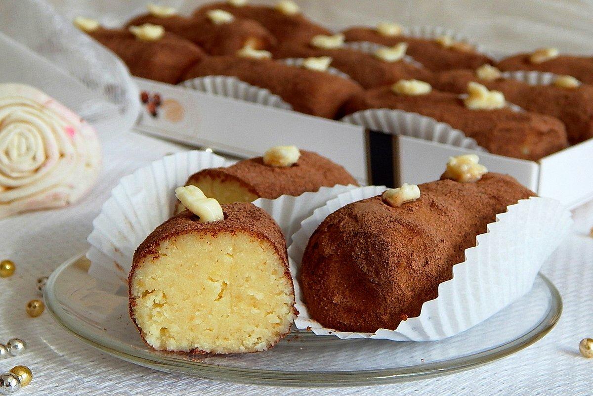 рецепт домашнего пирожного