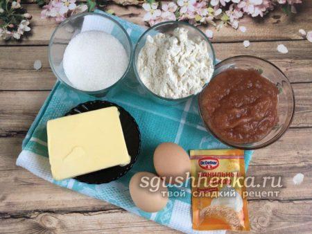 ингредиенты для рогаликов