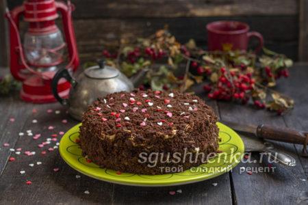 шоколадный торт Пеле