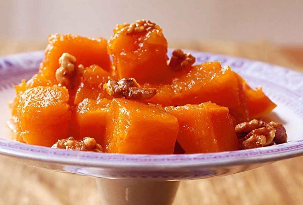 Десерты из тыквы: рецепты с фото простые и вкусные