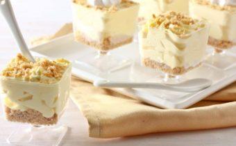 Новогодние десерты 2020 в креманках - Топ-10 простых и вкусных рецептов с фото