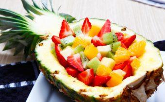 Фруктовые салаты - рецепты с фото пошагово на Новый год 2020