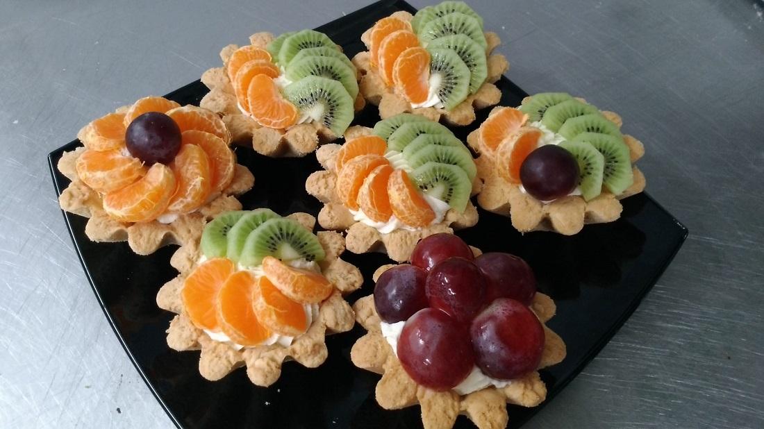 фруктовые корзинки