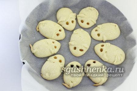 печенье «мышата»