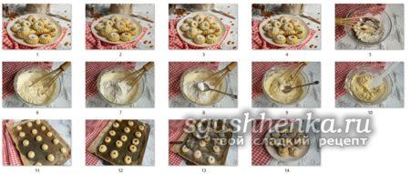 мастер-класс приготовления печенья