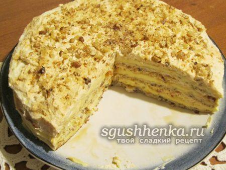 торт «Египетский»