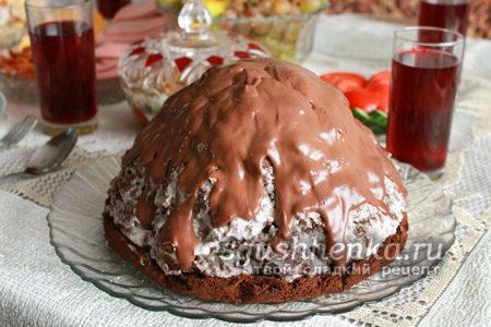 торт Кучерявый хлопчик