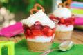 Десерты в бокалах: рецепты с фото простые и вкусные