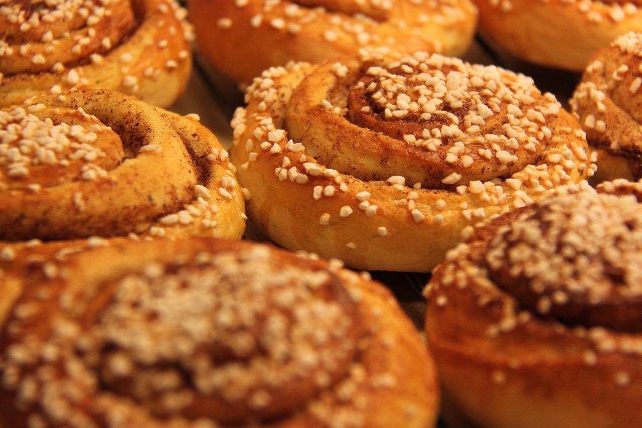 Французские булочки: рецепт простой, вкус потрясающий