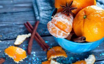 Как выбрать мандарины к Новому году