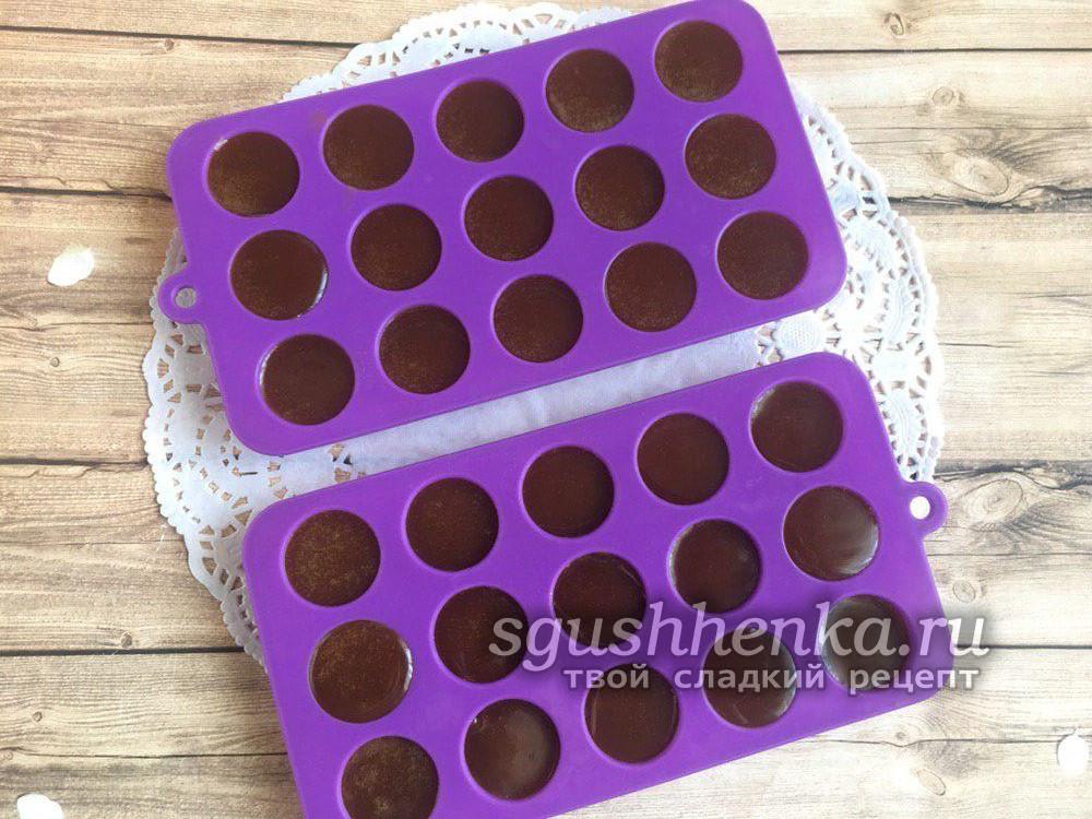 конфеты коровка своими руками