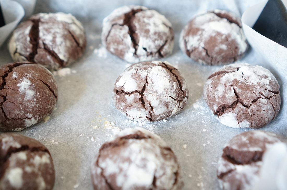 приготовление шоколадных пряников
