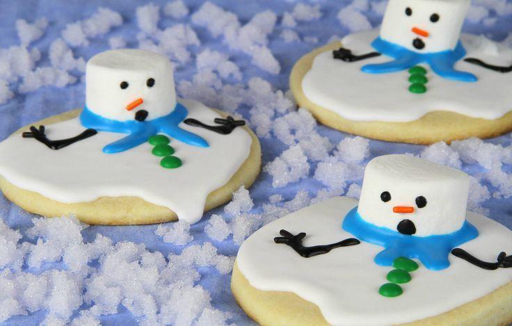 рецепт тающего снеговика
