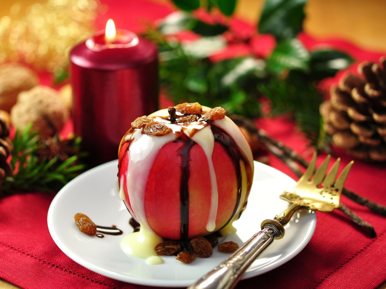 Постные десерты на Новый год