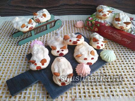 мышки с ореховыми ушками