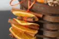 сушка апельсинов для декора