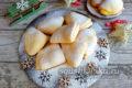 хрупкое и нежное печенье Сугробы