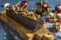 рождественское полено - классический рецепт