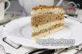 изумительный торт «Мишка на Севере»