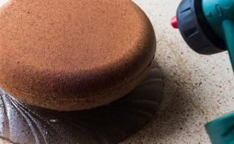 Велюр из шоколада и секреты изготовления бархатного покрытия