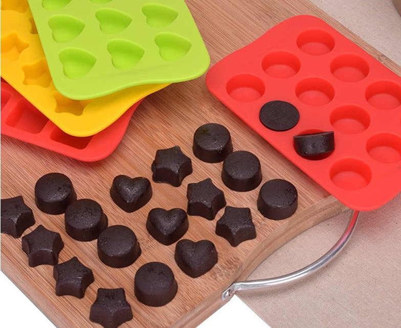 Формочки для льда, шоколада или мармелада: лучшие предложения Алиэкспресс