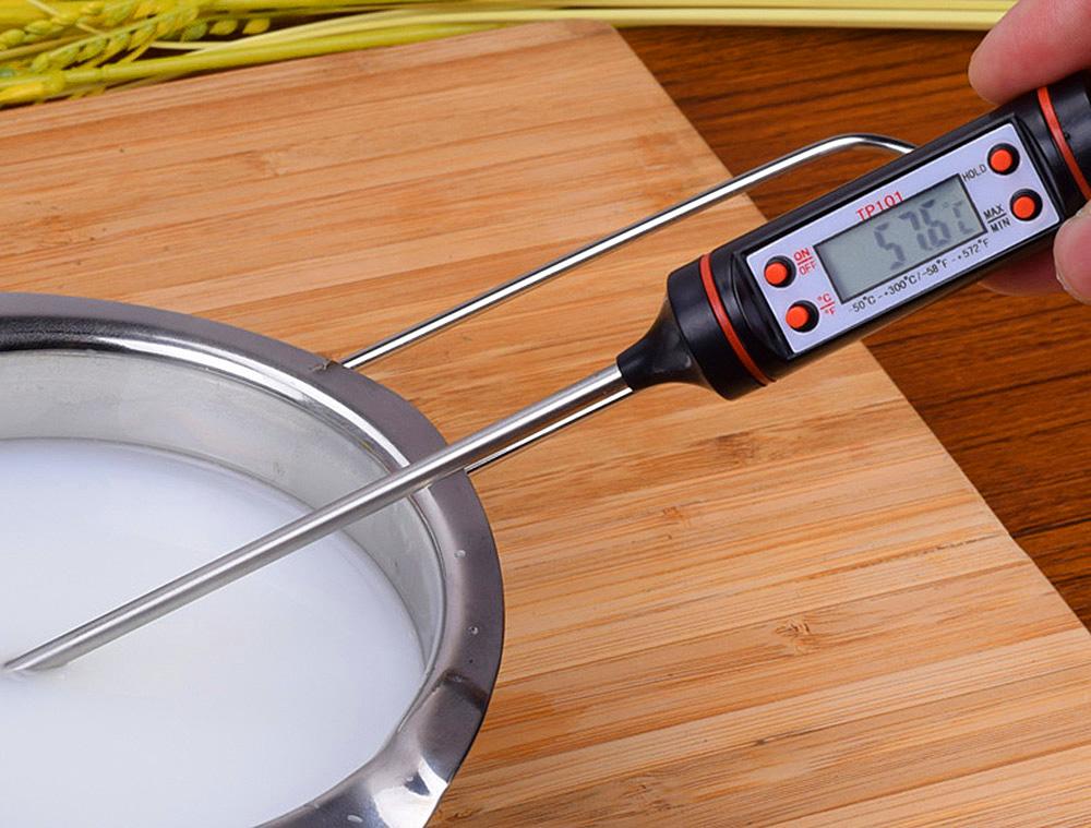 Выбираем надежный и точный кухонный термометр