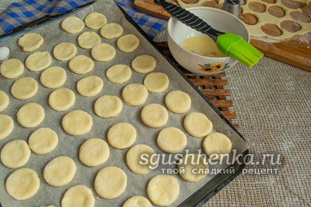 печенья из песочного теста
