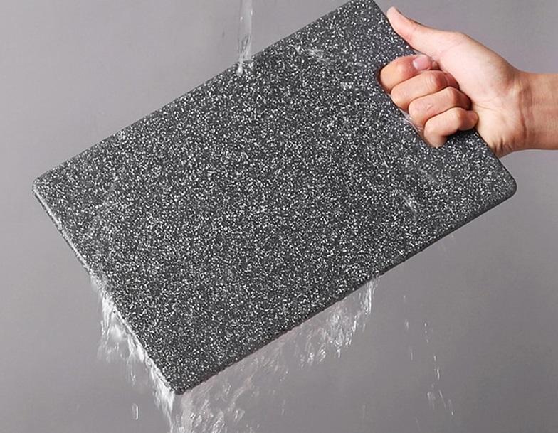 мытье разделочной доски