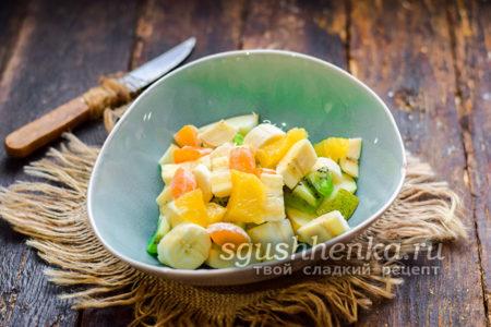 апельсин добавить к фруктам